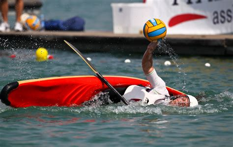 World Games attract world's best canoe polo teams   ICF