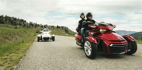 2017 Can-Am Spyder F3 Limited for Touring Unveiled   Preview
