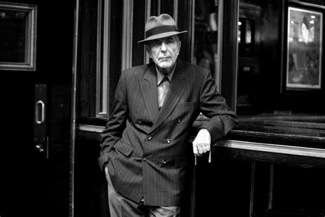 Light Out Of Darkness: A Review Of Leonard Cohen's 'You