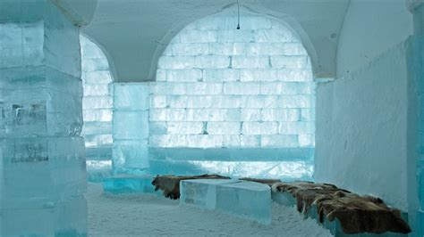 ICEHOTEL in Sweden – Information about the famous ice hotel
