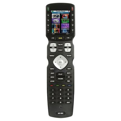 Universal Remote MX-990 Complete Control IR/RF Remote With