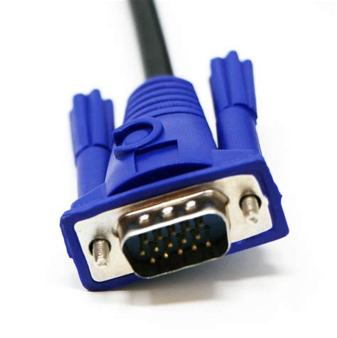 VGA Cable 100ft - Computer Monitor Projector PC TV Video