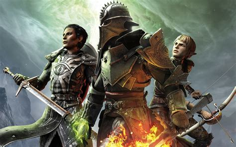 Wallpaper : Dragon Age, Inquisition, soldiers, armor