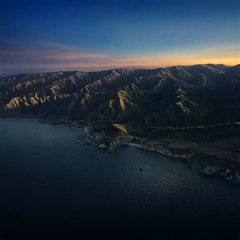 Download the Official macOS 11 Big Sur Wallpapers Here
