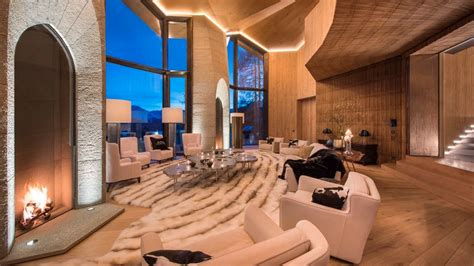 The Lonsdaleite – A $185 Million Home In Switzerland