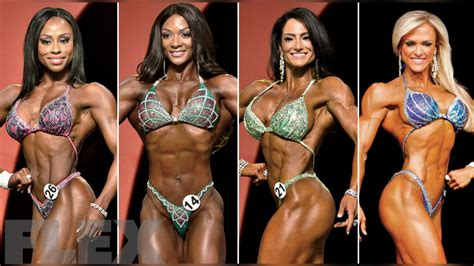 2017 Arnold Classic Lineup: Figure | Muscle & Fitness