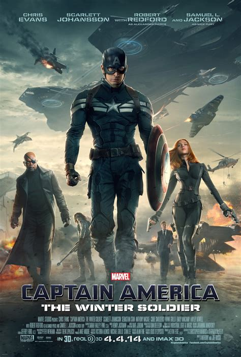 Kinoposter zu »Captain America 2: The Return of the First