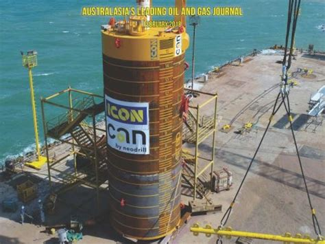 ICON Engineering - Newly installed Conductor Anchor Node