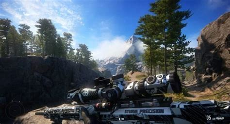 Sniper Ghost Warrior Contracts - Free Download PC Game