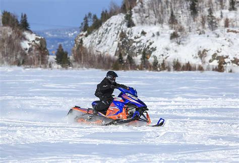 Snowmobiling in Northern Ontario, Canada | Algoma Country