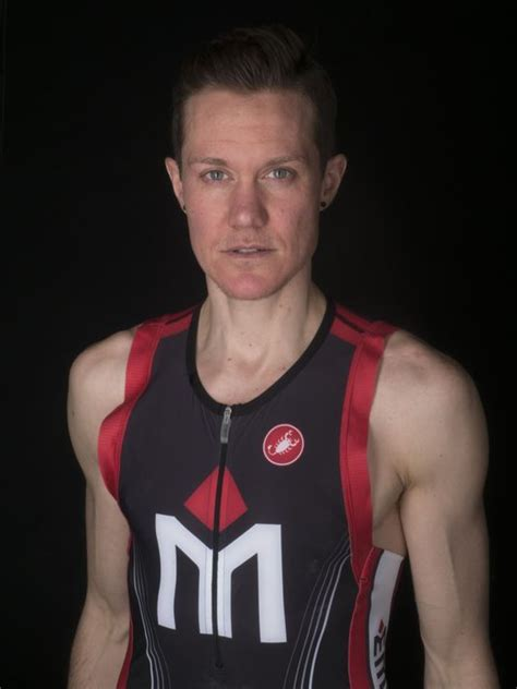 Transgender athlete Chris Mosier worries about competing