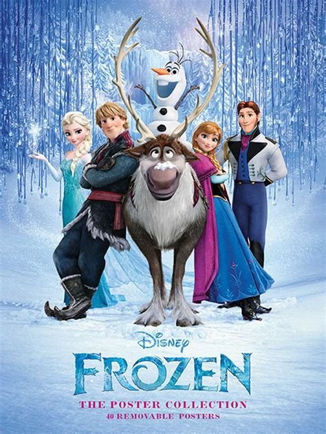 Frozen: The Poster Collection | Book by