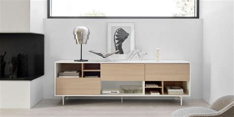 Trendy white and oak | Design by BoConcept
