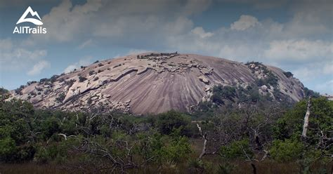 Best Trails in Enchanted Rock State Natural Area - Texas
