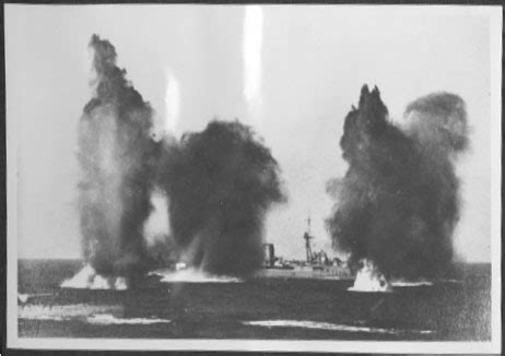 the hunting of the bismarck