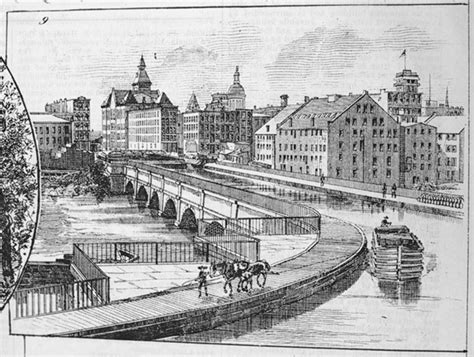 Erie Canal Images - Rochester