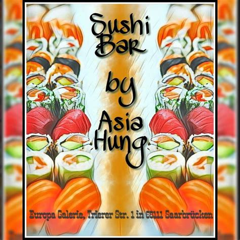 Sushi-Bar by Asia Hung Europa Galerie SB - Home   Facebook