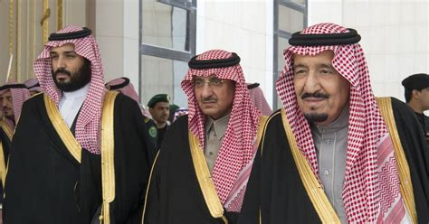 Uproar Over Dissident Rattles Saudi Royal Family - The New