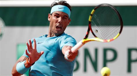 French Open 2019: Men's and Women's Singles Draws - Tennis