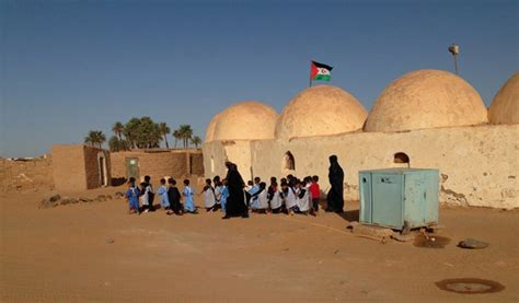 Letter From Western Sahara, a Land Under Occupation   The